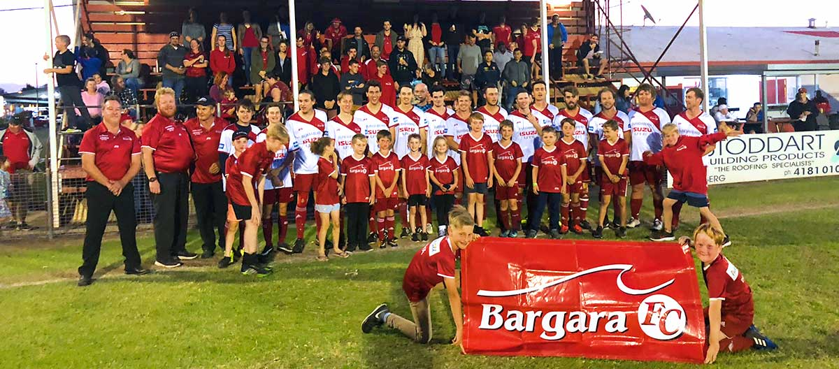 Bargara Football Club Bundaberg